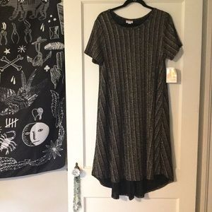Sparkling high-low dress. New w/ tags!